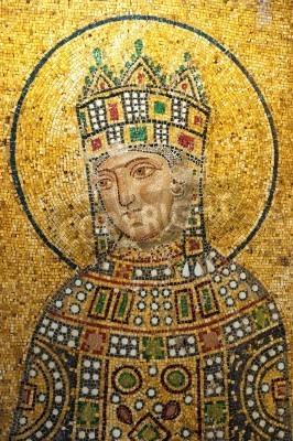 Obraz na płótnie Mozaika z muzeum Hagia Sophia