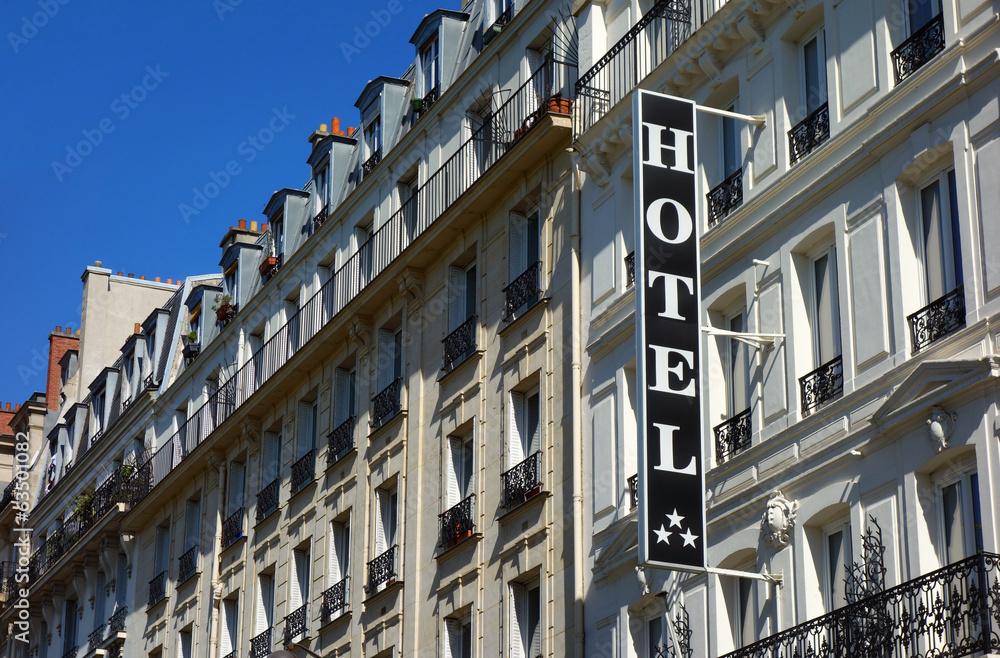 H tel trois toiles paris fototapety architektura for Hotel trois etoiles