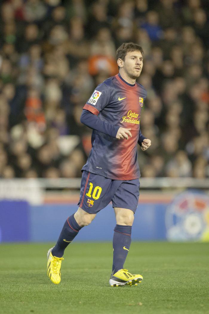53cfe2453 Naklejka Lionel Messi - Dekowizja.pl