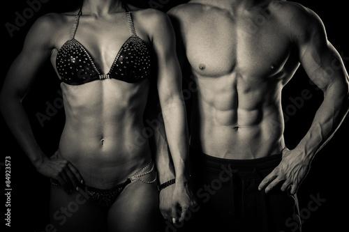 5316f38e13018a Fototapeta mężczyzna ciało zdrowie fitness sport - Dekowizja.pl
