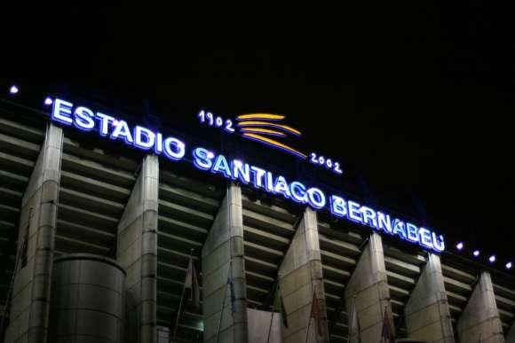 Naklejka Stadion Real Madryt Dekowizja Pl